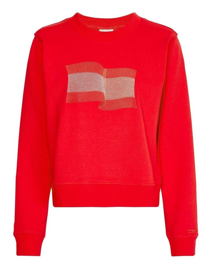 Icon Regular Crewneck Sweatshirt image 4