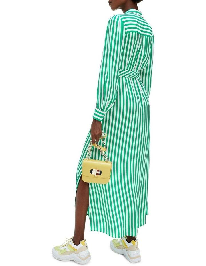 Viscose Long Shirt Dress Long Sleeve image 2