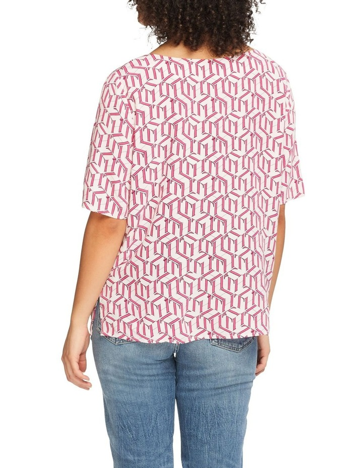 Vis T-Shirt Short Sleeve Top image 3