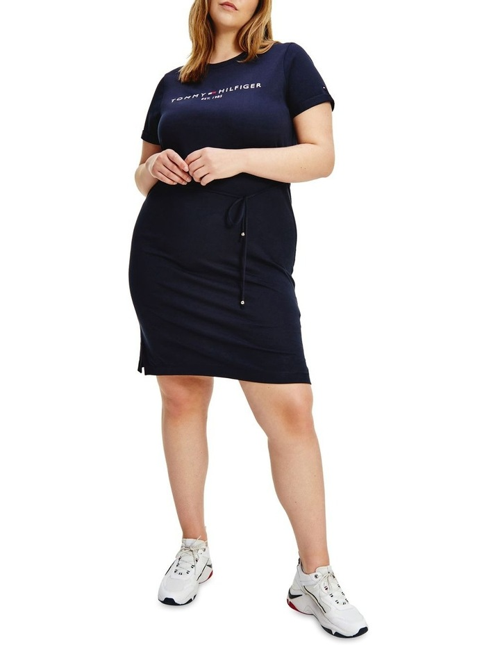 Curve Cool Hilfiger Dress image 1