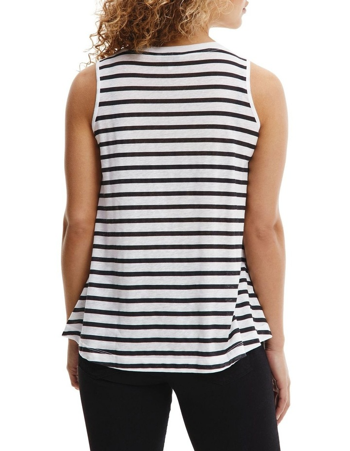Relaxed Linen Lyocell Tank Top image 2