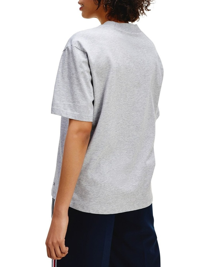 Tommy Icons Metallic Relaxed Fit T-Shirt image 2