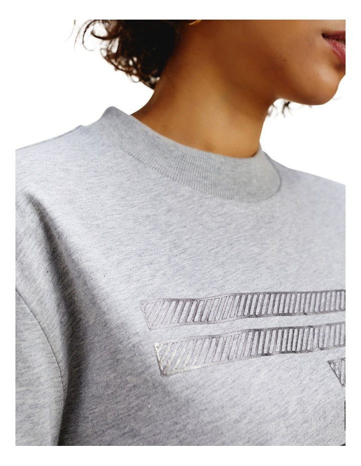 Tommy Icons Metallic Relaxed Fit T-Shirt image 5