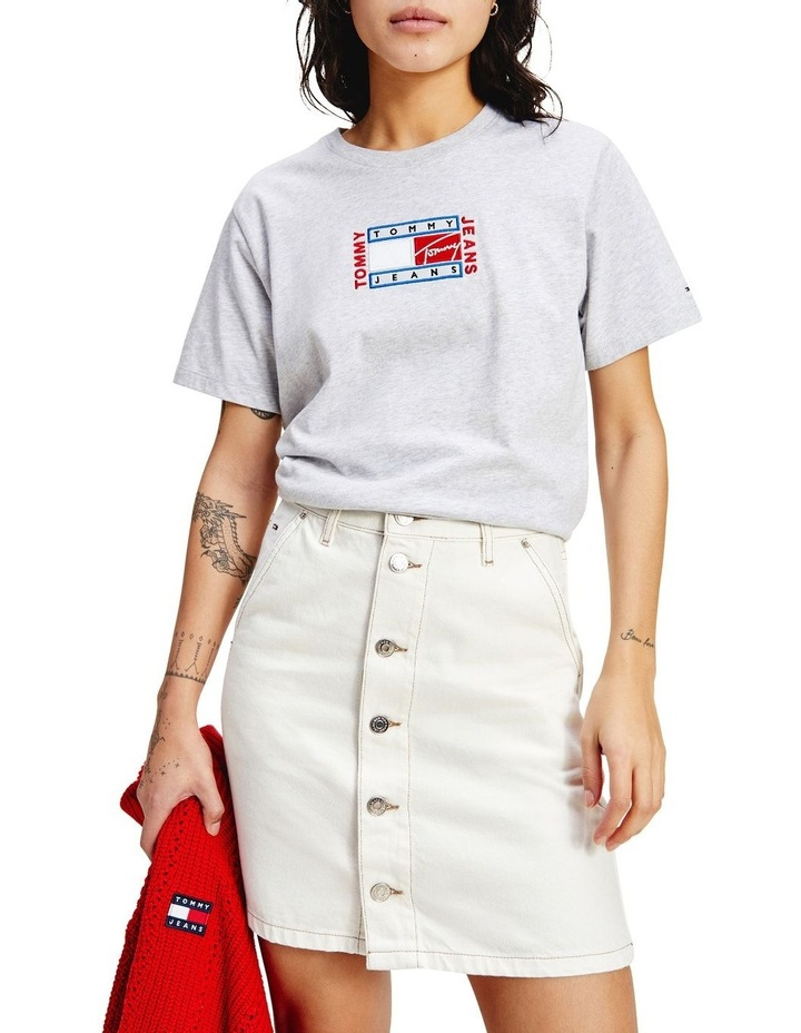 Relaxed Timeless Flag Tee image 1