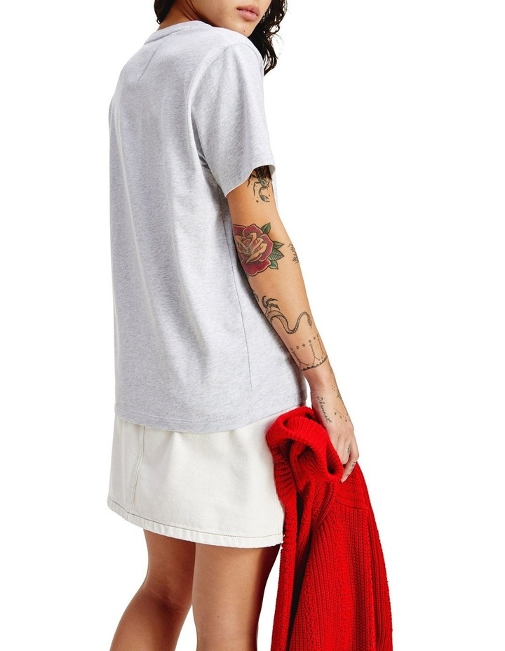 Relaxed Timeless Flag Tee image 2
