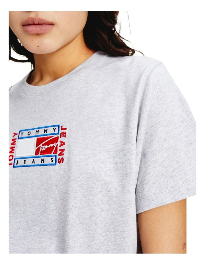 Relaxed Timeless Flag Tee image 3