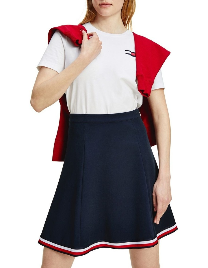 Regular Flag Crewneck Short Sleeve Tee image 1