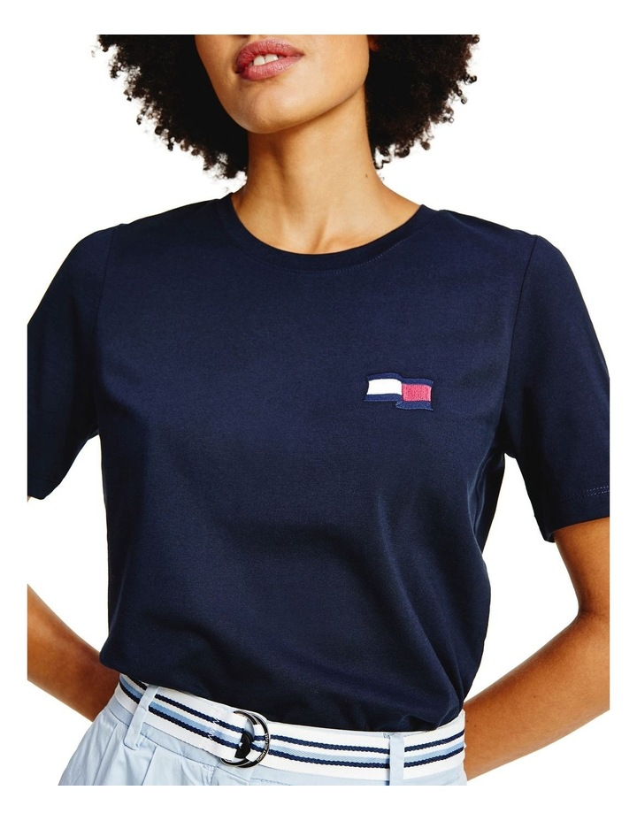 Regular Flag Crewneck Short Sleeve Tee image 3