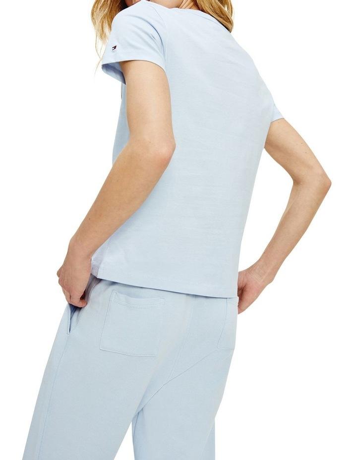 Regular Hilfiger Crewneck Short Sleeve Tee image 2