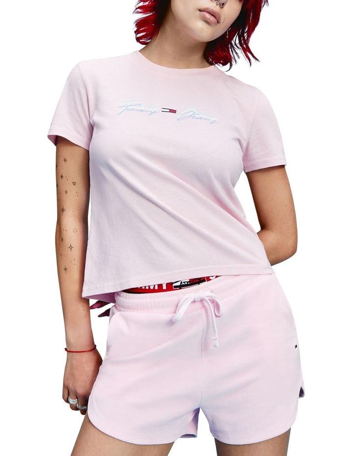Pastel Signature Logo T-Shirt image 1