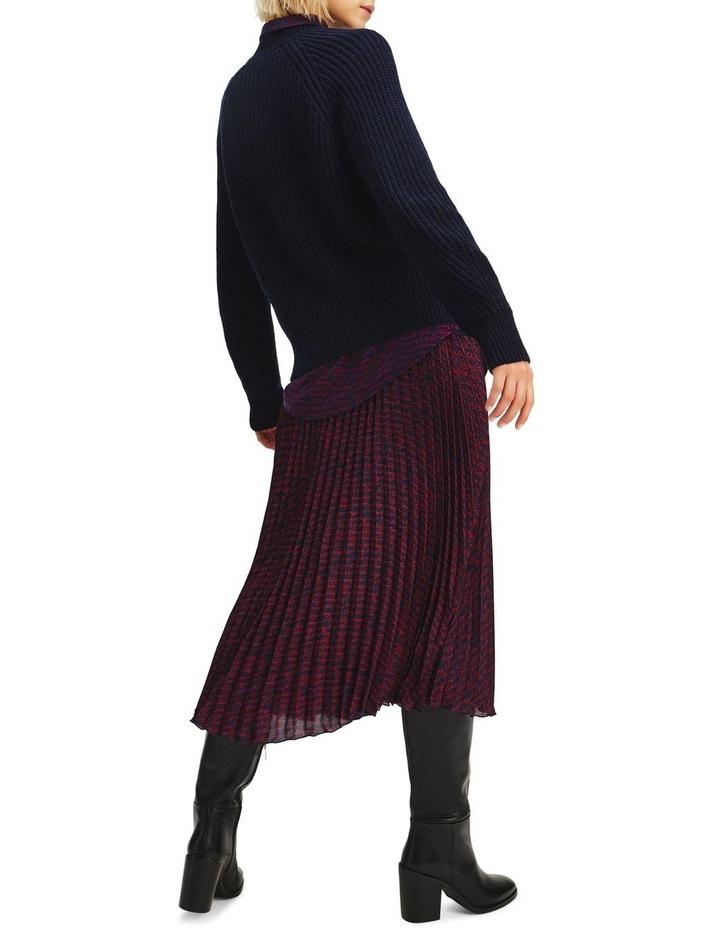 Bali Pleated Midi Skirt image 3