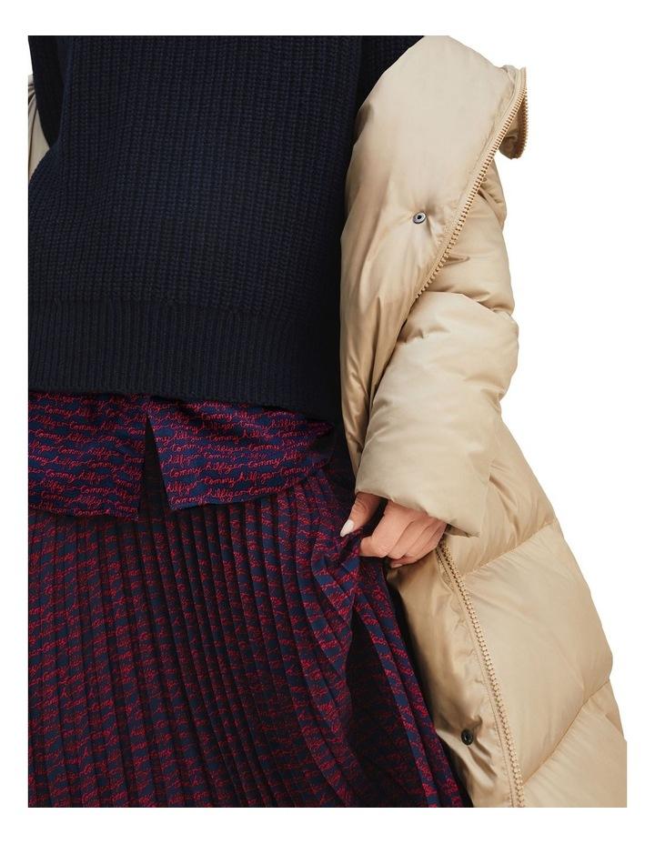 Bali Pleated Midi Skirt image 4