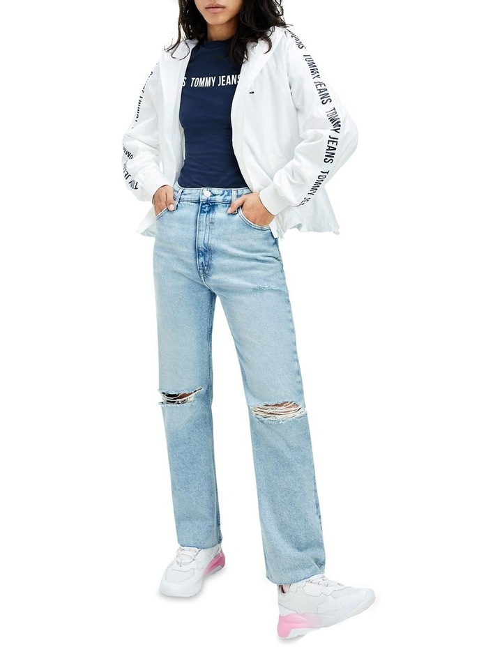 Harper Save SP High Rise Straight Flare Jean image 1