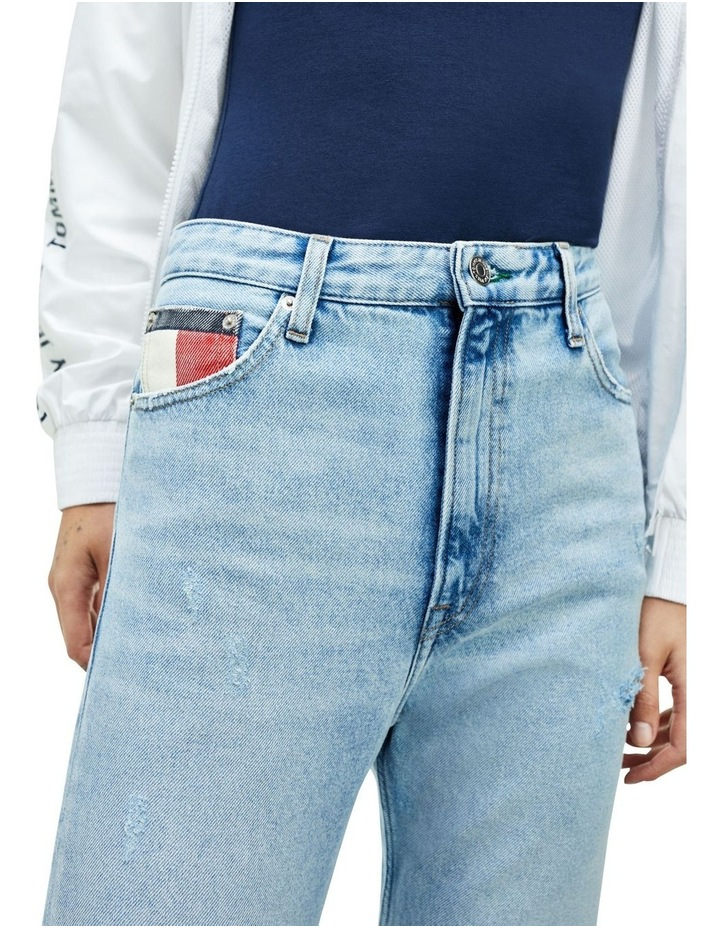 Harper Save SP High Rise Straight Flare Jean image 3