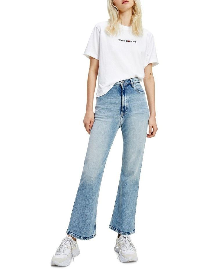 Harper Flare Ankle Jeans image 1
