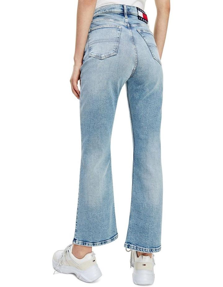 Harper Flare Ankle Jeans image 2
