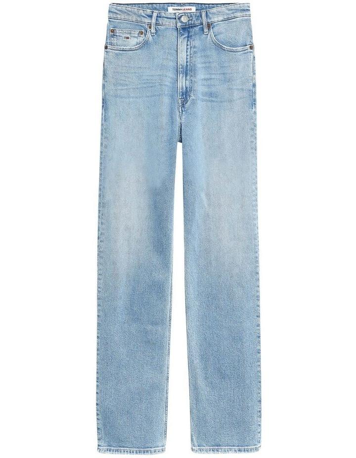 Harper Flare Ankle Jeans image 4