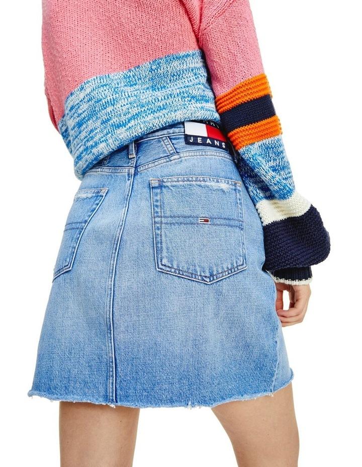Mom Denim Skirt image 2
