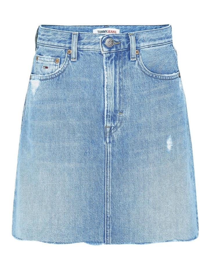 Mom Denim Skirt image 4