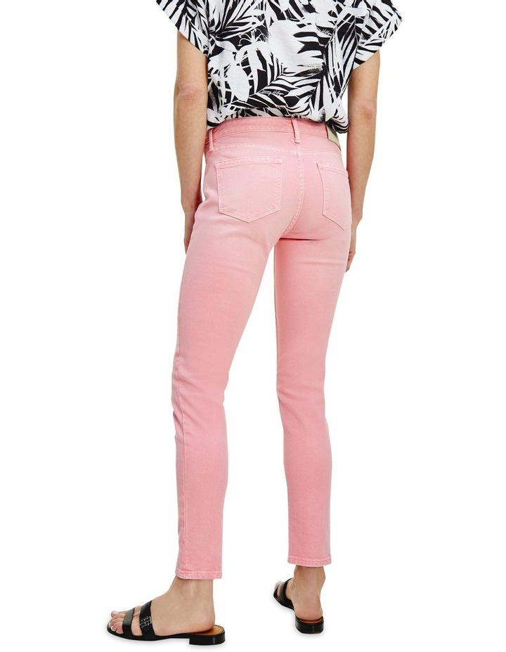 Venice Slim RW A Washed Jeans image 2