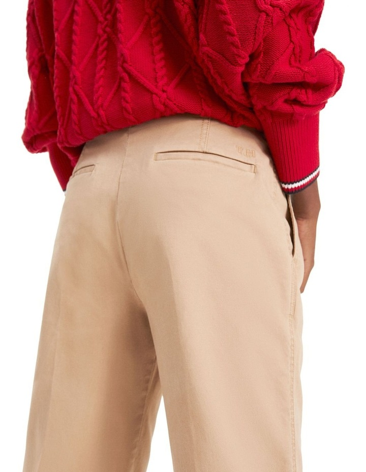 TH Essential Pleated Chino image 3