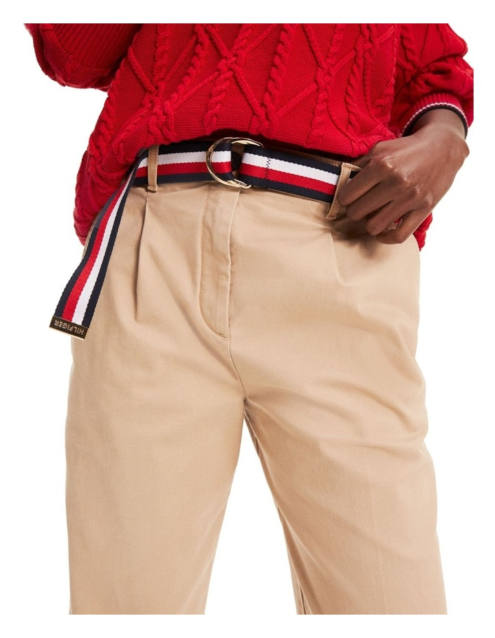TH Essential Pleated Chino image 4