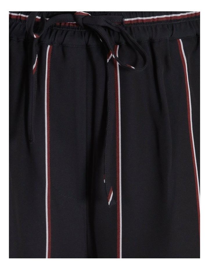 Wide Leg Striped Pants image 6