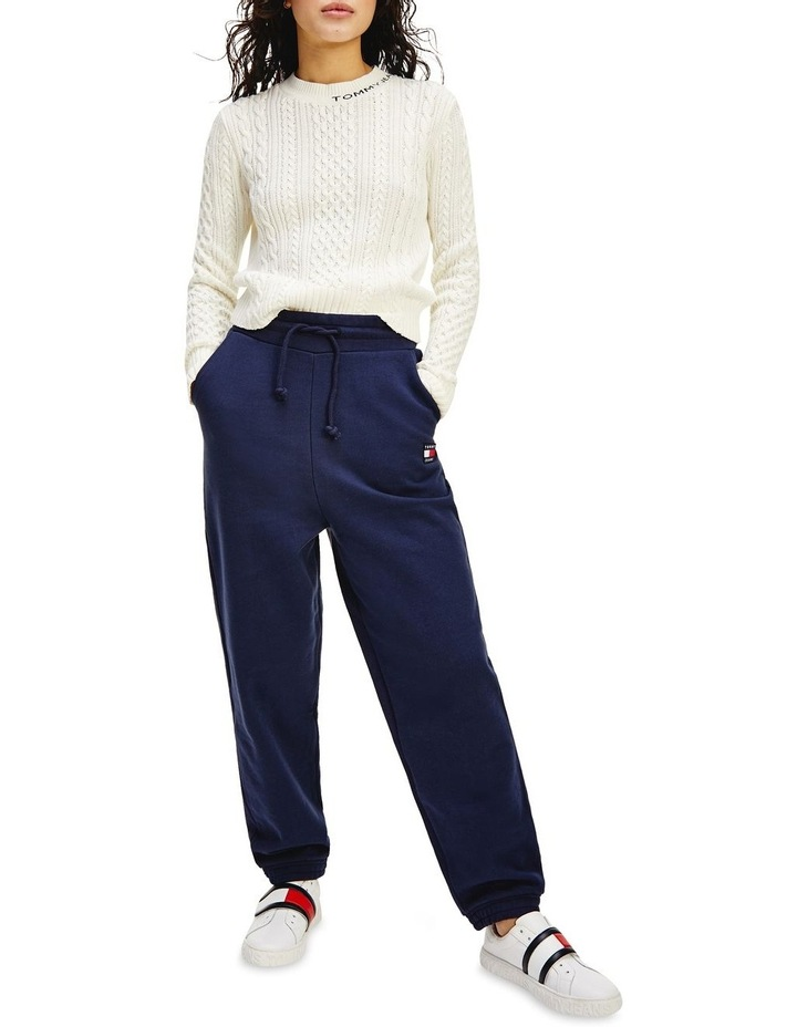 Relaxed Hrs Badge Sweatpant image 1