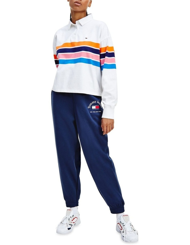 Relaxed Timeless Navy Sweatpants image 1