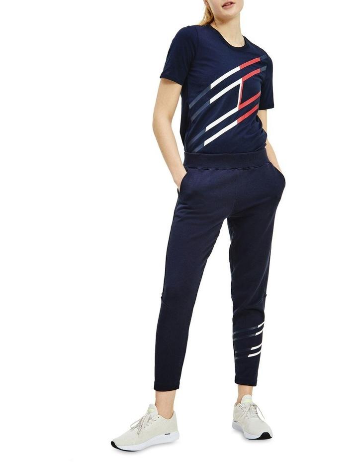 Performance Regular Flag Graphic Pant image 1