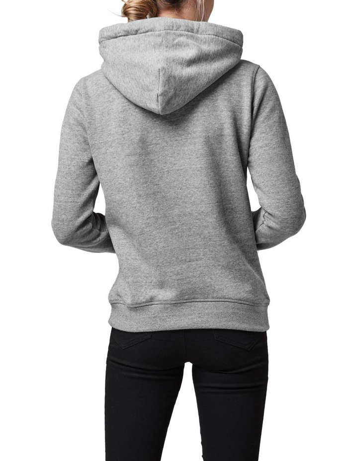Hunston Embroidered Graphic Hoodie image 2