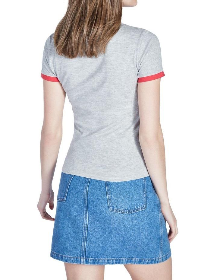 Trinkey Ringer T-Shirt image 2