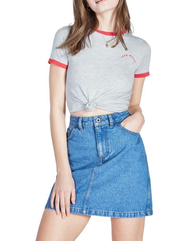 Trinkey Ringer T-Shirt image 3
