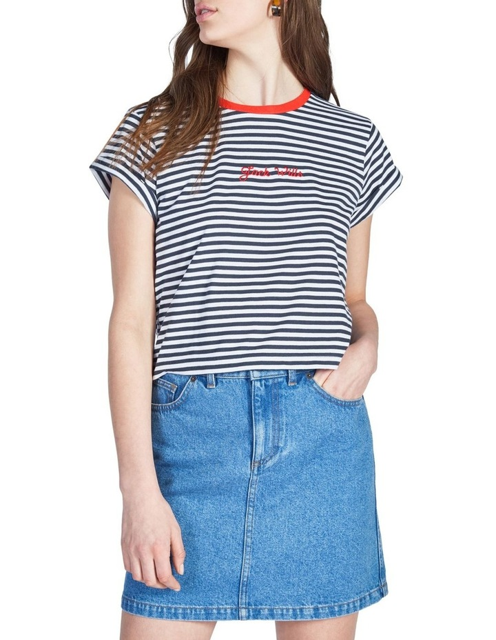 Milsom Cropped T-Shirt image 1