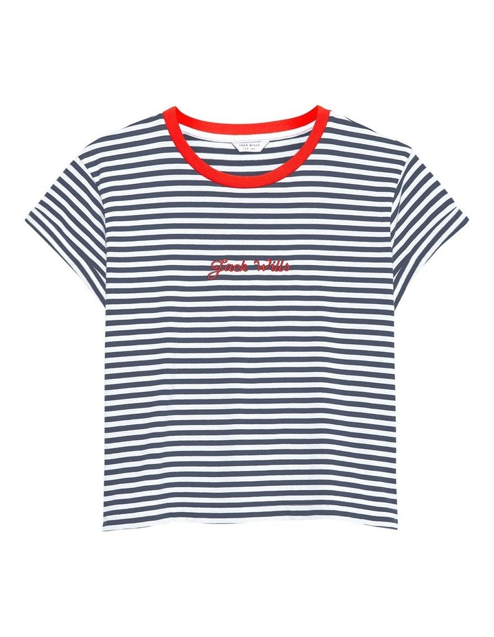 Milsom Cropped T-Shirt image 4