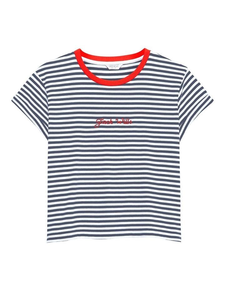 Milsom Cropped T-Shirt image 4