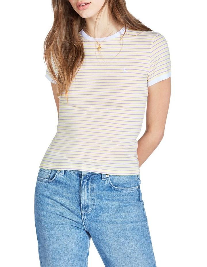 Matela Ringer Stripe T-Shirt image 1