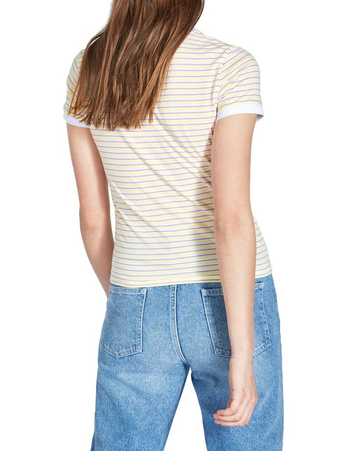 Matela Ringer Stripe T-Shirt image 2