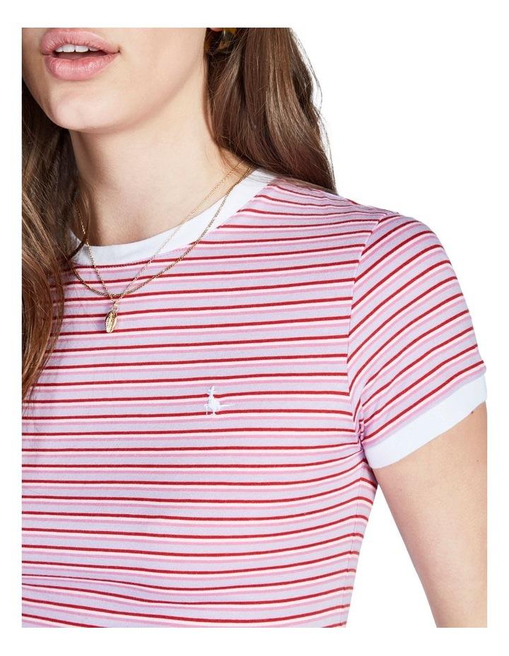 Matela Ringer Stripe T-Shirt image 4