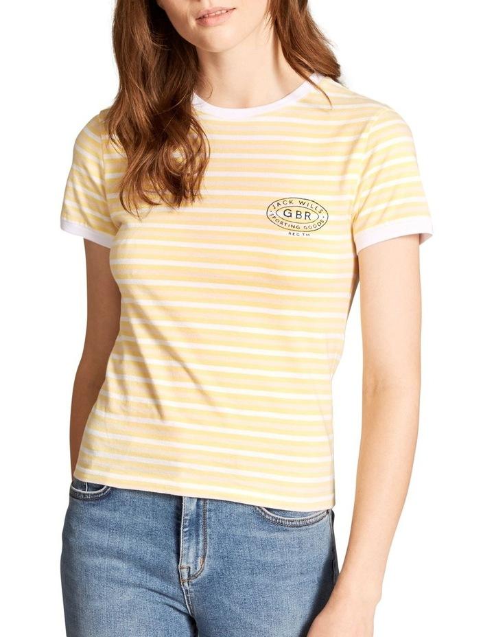 Trinkey Ringer T-Shirt image 1