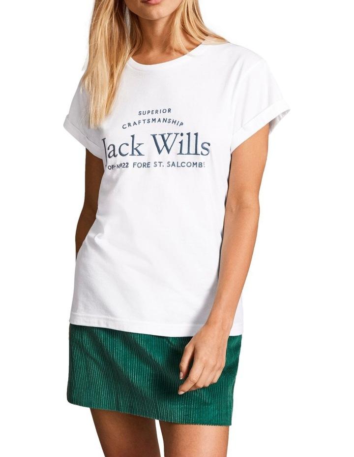 Forstal Boyfriend T Shirt image 1