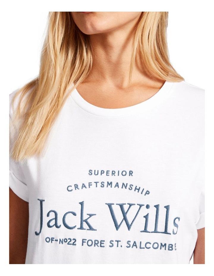 Forstal Boyfriend T Shirt image 3