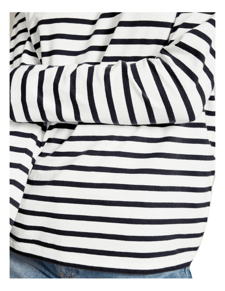 Bideford Classic Breton Shirt image 4