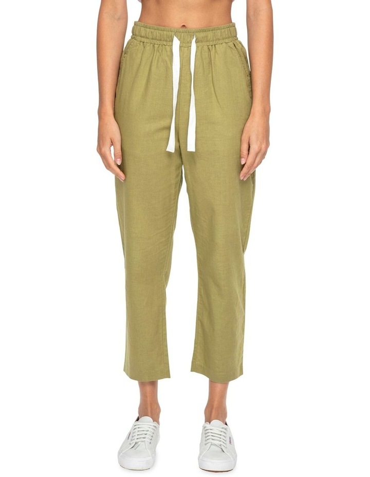 Nude Classic Linen Pant image 1