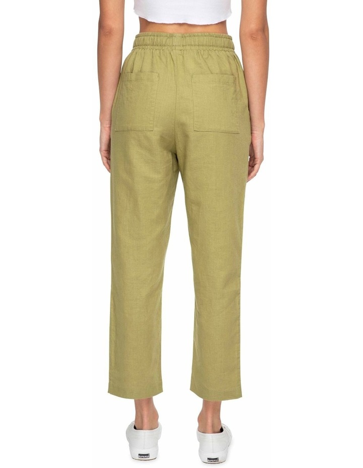 Nude Classic Linen Pant image 3