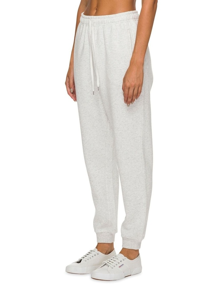 Carter Classic Trackpant Snow Marle image 2