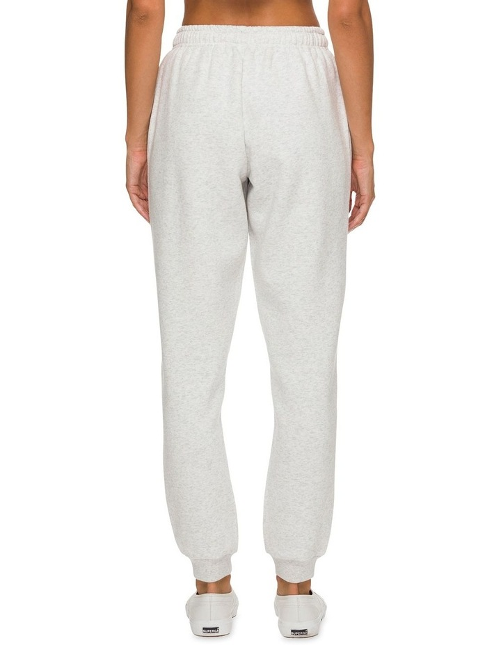 Carter Classic Trackpant Snow Marle image 3