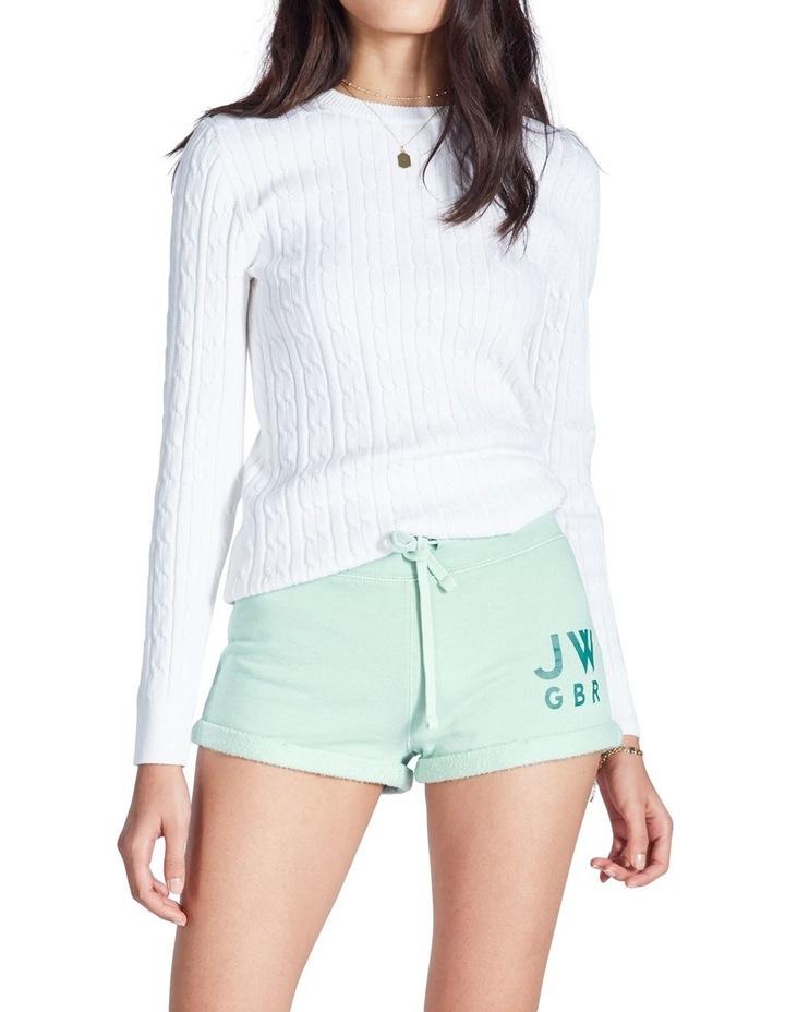 Lighfield garment dyed sweatshort image 1
