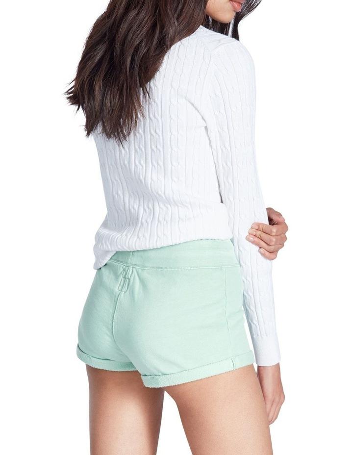 Lighfield garment dyed sweatshort image 2