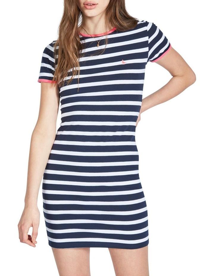 Harlech Stripe Ringer Dress image 1